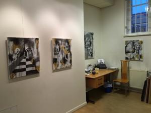 Utställning Galleri BnK 2